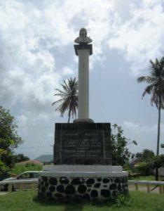 Guadalupa Basse-Terre Il Memoriale di Cristoforo Colombo di Basse-Terre
