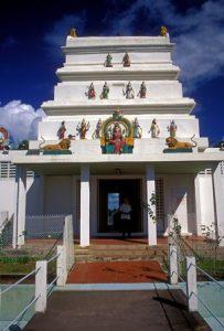 Guadalupa Basse-Terre Il Tempio Hindu di Basse-Terre