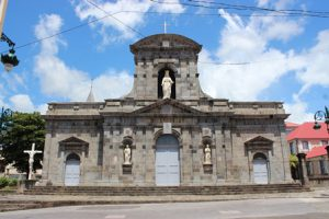 Guadalupa Basse-Terre La Cattedrale di Nostra Signora di Guadalupa