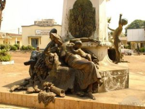 Guinea Conakry Il Museo Nazionale della Guinea