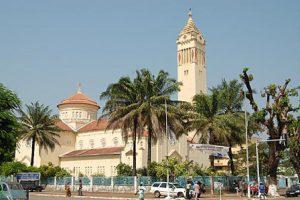 Guinea Conakry La Cattedrale Santa Maria di Conakry