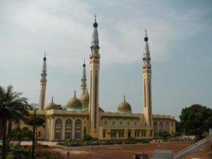 Guinea Conakry La Grand Moschea di Conakry
