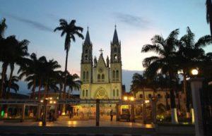Guinea Equatoriale Malabo La Cattedrale St. Elizabeth di Malabo