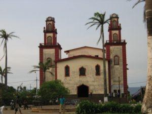 Guinea Equatoriale Malabo La Chiesa Iglesia de San Fernando di Malabo