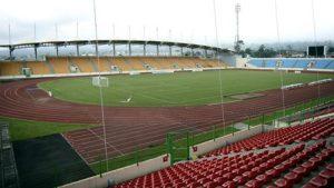Guinea Equatoriale Malabo Nuevo Estadio de Malabo