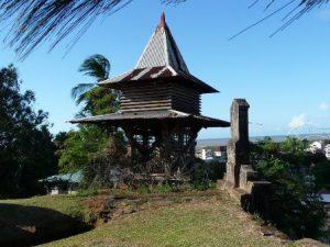 Guyana Francese Caienna La Fortezza Cépérou di Caienna