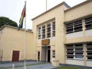 Guyana Georgetown Il Museo Nazionale del Guyana