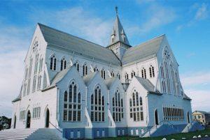 Guyana Georgetown La Cattedrale di St. George di Georgetown