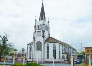Guyana Georgetown La Chiesa di St. Andrew di Georgetown