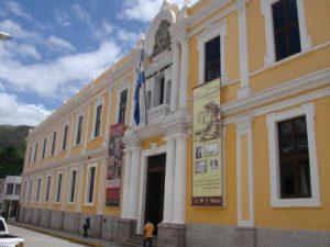 Honduras Tegucigalpa Il Museo dell'Identità Nazionale di Tegucigalpa