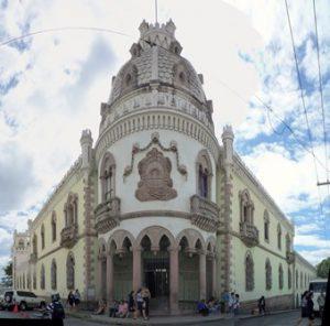 Honduras Tegucigalpa Il Palazzo Presidenziale di Honduras