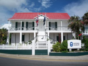 Isole Cayman George Town Il Museo Nazionale delle Isole Cayman