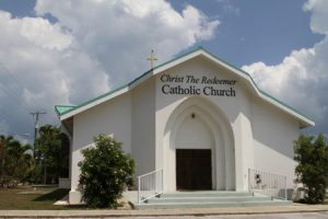 Isole Cayman George Town La Chiesa Cattolica Saint Ignatius di George Town