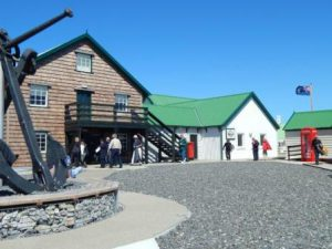 Isole Falkland Port Stanley Falkland Islands Museum