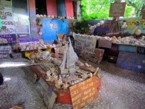 Isole Vergini Britanniche Road Town Il Museo della Conchiglia della Costa del Nord di Road Town