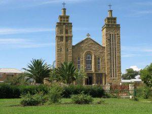 Lesotho Maseru Cattedrale di Nostra Signora delle Vittorie