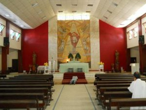 Liberia Monrovia La Cattedrale del Cuore Sacro di Monrovia