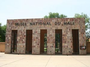 Mali Bamako Il Museo Nazionale di Mali
