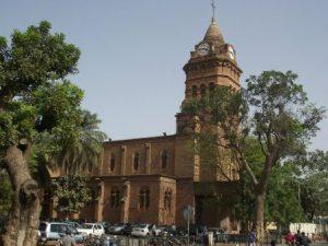 Mali Bamako La Cattedrale del Cuore Sacro di Bamako