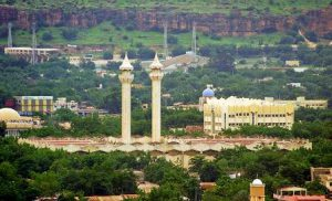Mali Bamako La Grande Moschea di Bamako
