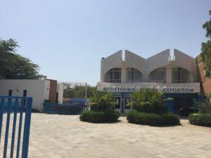 Mauritania Nouakchott Il Centro Culturale Francese St. Exupery di Nouakchott
