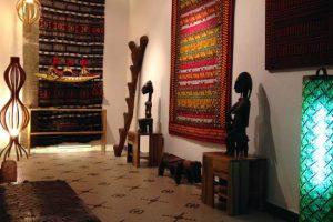 Mauritania Nouakchott La Galeria Zeinart di Nouakchott