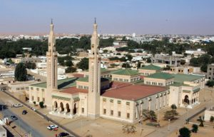 Mauritania Nouakchott La Moschea Saudita di Nouakchott