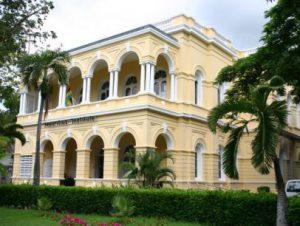 Mauritius Port Louis Il Museo della Storia Naturale di Port Louis