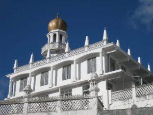 Mauritius Port Louis La Moschea Jummah di Port Louis
