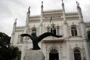 Mozambico Maputo Il Museo della Storia Naturale di Maputo
