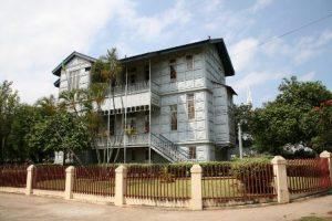 Mozambico Maputo La Casa dell'Inferno di Maputo