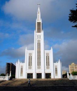 Mozambico Maputo La Cattedrale dell'Immacolata Concezione di Maputo