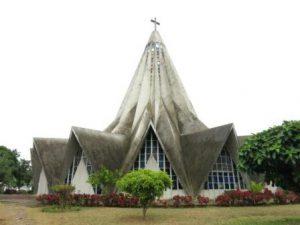 Mozambico Maputo La Chiesa Iglesia de San Antonio de la Polana di Maputo