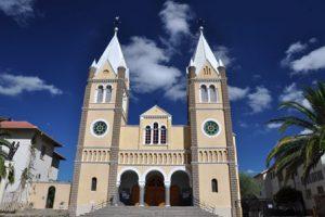 Namibia Windhoek La Cattedrale di Santa Maria di Windhoek