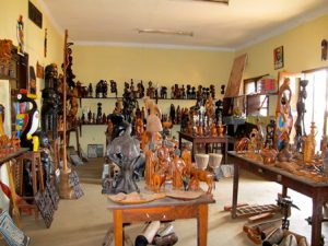 Repubblica della Guinea Bissau Il Centro Artistico Juvenil di Bissau
