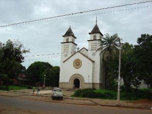 Repubblica della Guinea Bissau La Cattedrale di Nostra Signora della Candelaria di Bissau