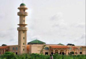 Repubblica della Guinea Bissau La Grande Moschea di Bissau