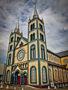 Suriname Paramaribo La Cattedrale dei Santi Pietro e Paolo di Paramaribo