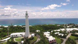Bermuda Hamilton Il Faro Gibb's Hill di Hamilton