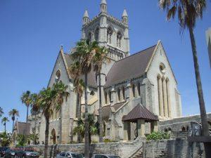 Bermuda Hamilton La Cattedrale della Santissima Trinità di Hamilton