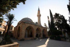 cipro-del-nord-nicosia-nord-la-moschea-arab-ahmet-di-nicosia-del-nord