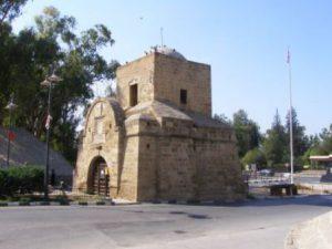 Cipro del Nord Nicosia Nord La Porta Kyrenia di Nicosia del Nord