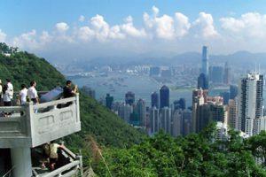 hong-kong-la-montagna-victoria-peak-di-hong-kong