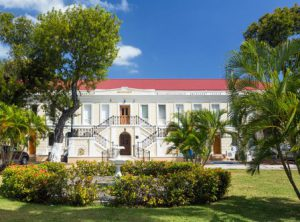 Isole Vergini Statunitensi Charlotte Amali Il Parlamento di Charlotte Amalie