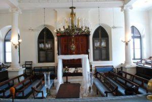 Isole Vergini Statunitensi Charlotte Amali La Sinagoga St. Thomas di Charlotte Amalie
