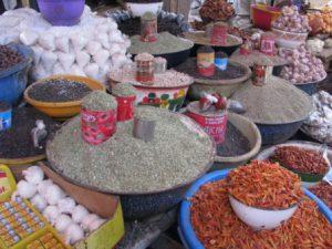 Niger Niamey Il Grande Mercato di Niamey