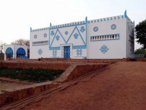 Niger Niamey Il Museo Nazionale Boubou Hama di Niamey