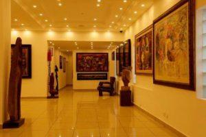 Nigeria Abuja Il Centro dell'Arte e del Pensiero Pyramid di Abuja