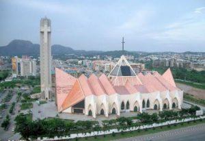 Nigeria Abuja La Chiesa Anglicana della Nigeria