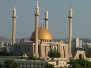 Nigeria Abuja La Moschea Nazionale di Abuja